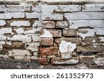 Brick Wall  Close Up
