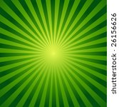 ray background vector | Shutterstock .eps vector #26156626