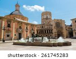 Square Of Saint Mary's And...