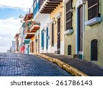 Old San Juan  Puerto Rico ...