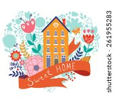 Home Sweet Home Concept...