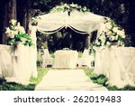 Wedding Place In Old Park ...