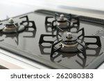 gas ring | Shutterstock . vector #262080383