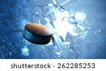3d rendered illustration of an... | Shutterstock . vector #262285253
