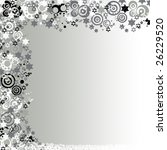 art in grey   Shutterstock . vector #26229520