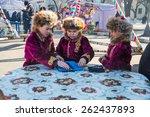 petropavlovsk  kazakhstan  ...   Shutterstock . vector #262437893