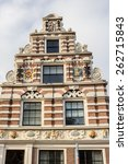Постер, плакат: Dutch governrmental building in