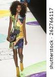 new york   february 12  2015 ... | Shutterstock . vector #262766117