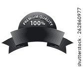 premium banner | Shutterstock .eps vector #262860977
