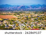 City Of Phoenix Panorama....