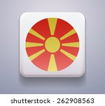 made in the form of a computer... | Shutterstock .eps vector #262908563