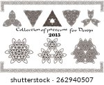 collection of patterns for...