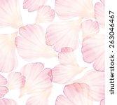 watercolor seamless pattern....   Shutterstock .eps vector #263046467