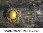 A Golden Egg Opportunity...