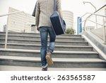 Urban Man City Life Walking