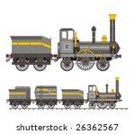 Train Steam Iron