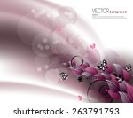 Vector Background With...