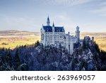 The Neuschwanstein Castle In...
