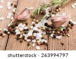 Salt  Pepper  Garlic And...
