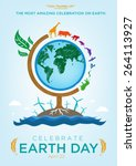 Earth Day Celebration Poster...