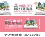 Book Festival Poster Concept ...