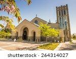 church building | Shutterstock . vector #264314027