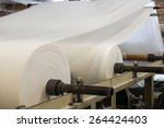 paper and pulp mill | Shutterstock . vector #264424403
