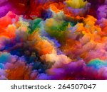 dynamic color series....   Shutterstock . vector #264507047