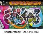 london  england  12 march 2015  ... | Shutterstock . vector #264541403