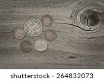 Old United States Coins On...