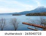 Small photo of Akan Lake, located at Hokkaido Japan