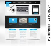 website template and business...