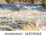 Wild Rapids And Large Volume O...