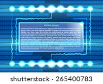 page 3 of 6  with abstract... | Shutterstock .eps vector #265400783