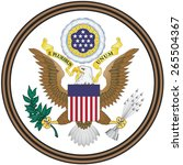 Great Seal Of The Usa Obverse