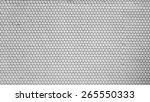 white ceramic circles tiles | Shutterstock . vector #265550333