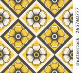 Geometrical Pattern With...