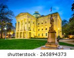 Small photo of Raleigh, North Carolina, USA State Capitol Building.