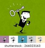 great idea. business... | Shutterstock .eps vector #266023163