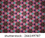 textile cloth color  | Shutterstock . vector #266149787