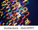 festive background with... | Shutterstock . vector #266149997