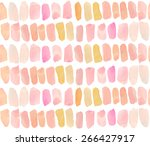 watercolor squares background...   Shutterstock . vector #266427917