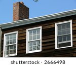 house in brooklyn  particular  | Shutterstock . vector #2666498