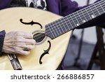 Traditional Mandolin  Ancient...