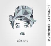 Charlie Chaplin Silhouette....