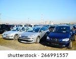 vilnius  lithuania   march 17   ... | Shutterstock . vector #266991557