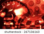 racing background | Shutterstock . vector #267136163