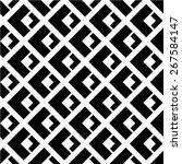 seamless geometric pattern | Shutterstock .eps vector #267584147