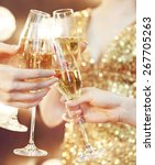 celebration or party. people... | Shutterstock . vector #267705263