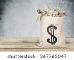 Money Bag  Currency  Paper...